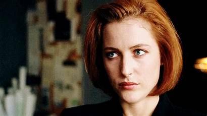 Gillian Anderson Giphy Scully Gifs Dana Head