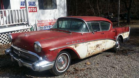 buick 1957 century super hardtop classic tennessee