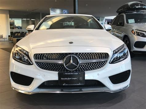 The worst complaints are problems. New 2018 Mercedes-Benz C300 4MATIC Cabriolet Convertible in Langley #8B4522 | Mercedes-Benz Langley