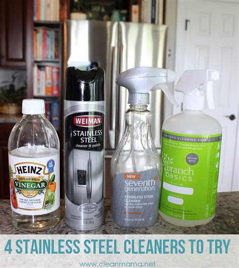 how to clean stainless steel in the kitchen archives page 3 of 5 clean mama