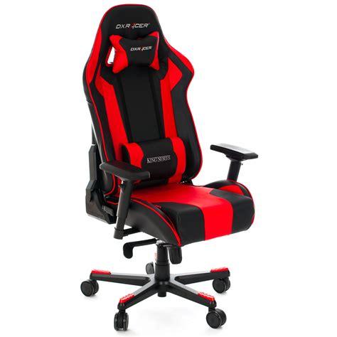 siege emperor dxracer king ks06 fauteuil gamer dxracer sur