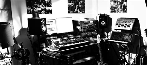 Home Recording Studio : How Home Studios Are Helping Music Students