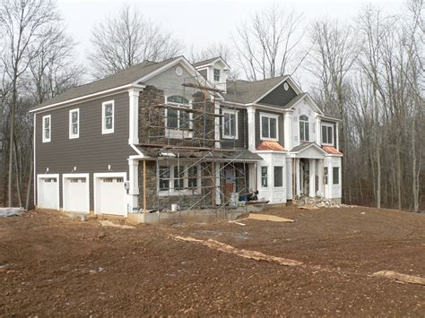 New Construction Homes Nj by The Hollows At Warren Nj Luxury New Construction Homes