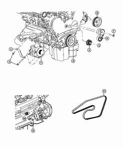 04593684aa  C Compressor  Accessory Drive
