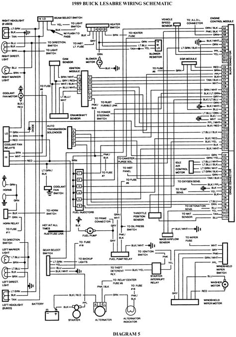 Buick Century Stereo Wiring Diagram Free