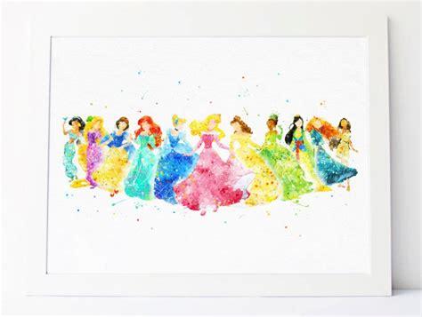 Princess Wall Art Canvas - Elitflat