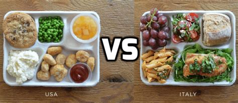How Much Do School Lunch Make by School Lunches From Around The World Will Make American