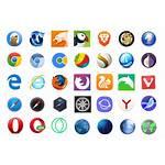 Browser Internet Navigateur Navegador Uc Wide Logotipo
