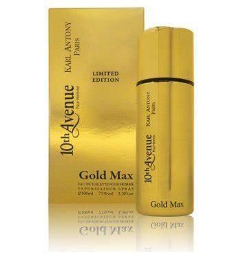 gold max reviews 10th avenue karl antony gold max reviews and rating