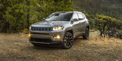 jeep compass review pricing  specs