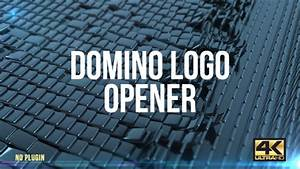 Domino Logo Opener by CandyMustache   VideoHive