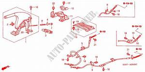 Parking Brake For Honda Cars Civic Type R 3 Doors 6 Speed Manual 2001   Honda Cars