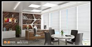 Office interior designs in dubai interior designer in uae for Interior design ideas for small office cabin