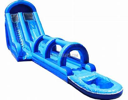 Inflatable Slide Water Clipart Blow Bouncy Slides