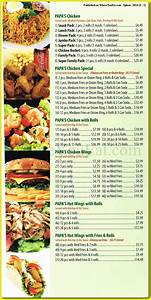 Papa's Chicken & Grill - World Famous Gyros Chicken Halal ...