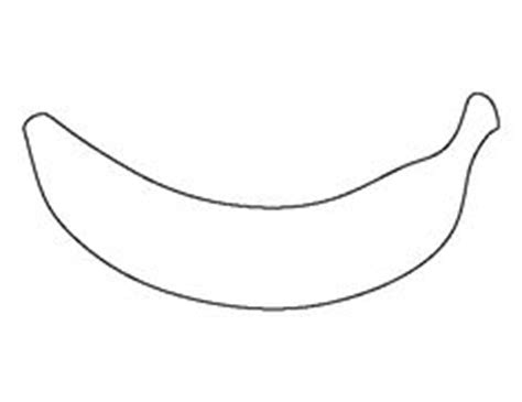 banana template 1000 images about graphic outline on stencils silhouette store and templates