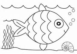 Fish Coloring Pages Free Printable Pictures For Kids