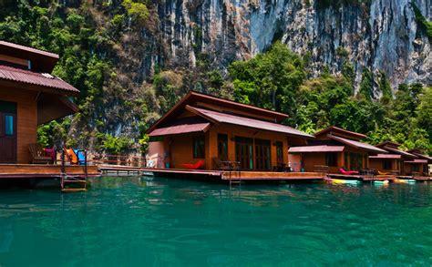 Visit Khao Sok Lake With A Little Luxury On The Lakekhao