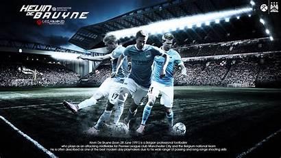 Bruyne Kevin Wallpapers Belgium Behance Midfielder Football