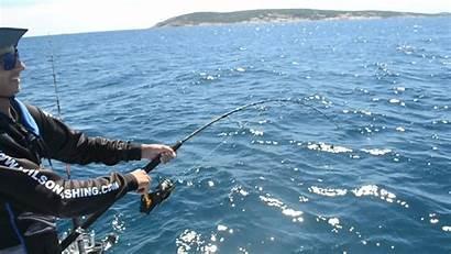 Fishing Offshore Gear Brody 80lb Loaded Slammer