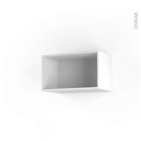 caisson cuisine haut caisson haut n 11 meuble de cuisine l60 x h35 x p35 cm