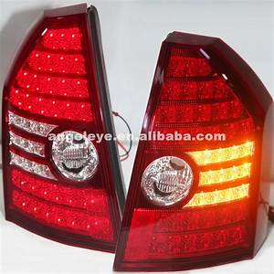 For Chrysler 300c Led Tail Light Rear Lamp 2005 2008 Year