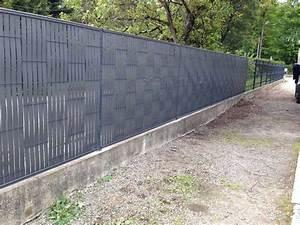 Palissade De Jardin : palissade plastique pour jardin ~ Melissatoandfro.com Idées de Décoration