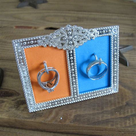 his and hers wedding ring holder no more leaving your