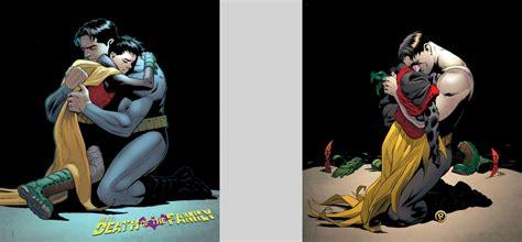 Lamp Symbol by Batman And Robin 18 Retcon Punch