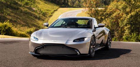 Aston Martin Vantage Photo by 2018 Aston Martin Vantage Revealed Exclusive Tour