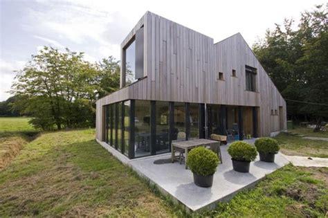 maison design en bois terrasse de maison design en bois