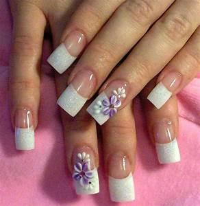 Los diez diseños de uñas para novias que puedes lucir en ...