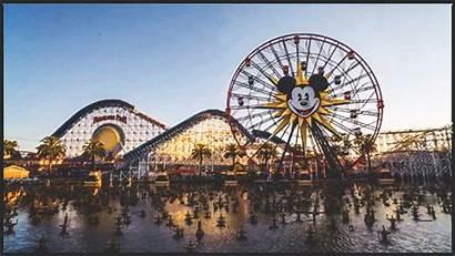 Disneyland Disney California Adventure Animated Park Gifs