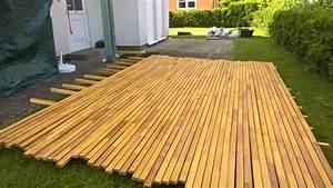 Holz Auf Terrasse : robinien terrasse auf usedom ~ Articles-book.com Haus und Dekorationen