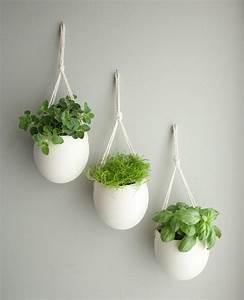 Herbes Aromatiques En Pot : mini jardini res et pots d int rieur aux herbes aromatiques ~ Premium-room.com Idées de Décoration