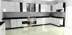 Kitchen Cabinets Dubai - Kitchen Interior Design - Shafic