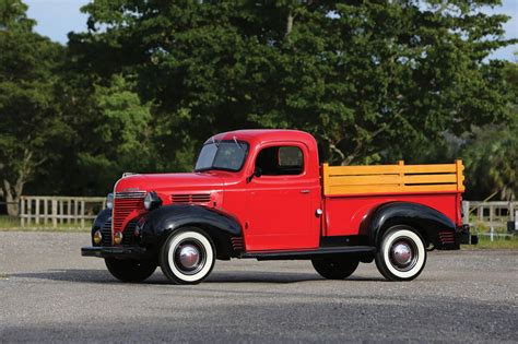 1940 Plymouth Pt105 Pickup