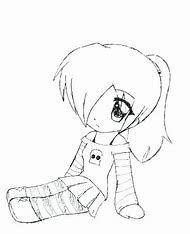 Best Cute Anime Girls Coloring Pages Ideas And Images On Bing