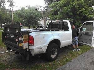 Sell Used 2001 Ford F250 V10 6 8 Liter Xl Super Duty With Power Liftgate In Hazlet  New Jersey