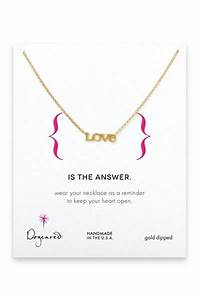 ThinkHer.com: Cute Necklaces for Valentine's Day!