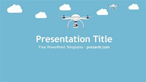 drones powerpoint template prezentr powerpoint
