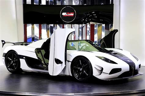 See The Killer Koenigsegg Agera Rs For Sale With An