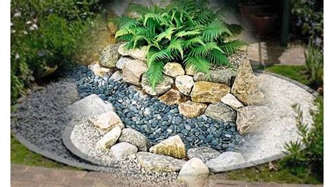 Rock Garden : Small Rock Garden Ideas-youtube