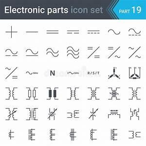 Electrical Symbols Stock Illustrations  U2013 4 956 Electrical