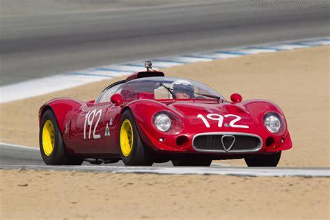 Alfa Romeo 33/2 Periscopica - Chassis: 75033.003 - Driver ...