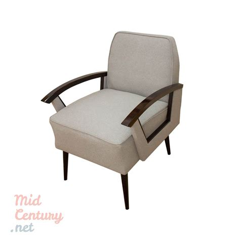 Made Armchairs by Beautiful Pair Of Mid Century Armchairs Made In Belgium In