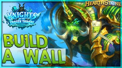 R Druid Deck Frozen Throne by Rank 1 Legend Aggro Druid Hearthstone Knights Of The