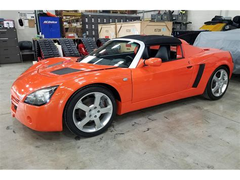 Opel Speedster For Sale by 2001 Opel Speedster For Sale Classiccars Cc 1057384