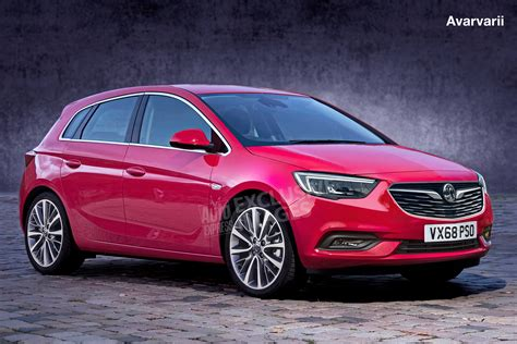 New 2019 Vauxhall Corsa To Mark The Brand S New Dawn