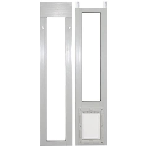 ideal pet products ruff weather pet door ideal pet 174 protector series ruff weather pet door 168824